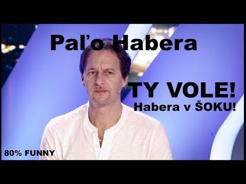 Paľo Habera v ŠOKU - soutěžící zazpíval jeho hit