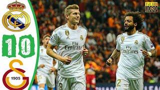 ملخص مباراة ريال مدريد وغلطة سراي 1-0 - مباراة قوية - تعليق عصام الشوالي