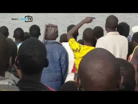 Celebration As Fishermen 'hunt For Big Catch' At Fishing Festival In Yobe