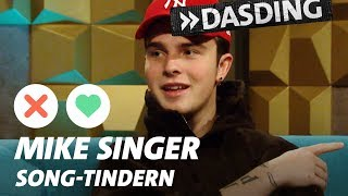 Gambar cover Song-Tindern: Mike Singer – Deja-vu mit Bella Ciao und böse Kommentare | DASDING Interview