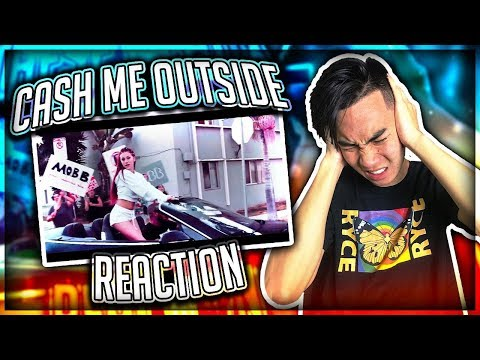 Thumbnail: REACTING TO DANIELLE BREGOLI'S NEW MUSIC VIDEO These Heaux (Cash Me Outside Girl)