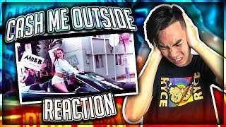 REACTING TO DANIELLE BREGOLI'S NEW MUSIC VIDEO These Heaux (Cash Me Outside Girl)