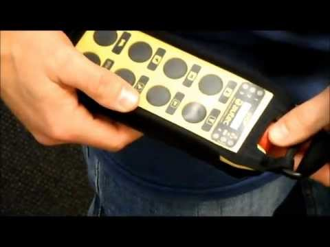 Autec Safety Radio Industrial Remote Control - Air 8