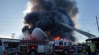 #StantonDelawarecommercialbuildingfire2