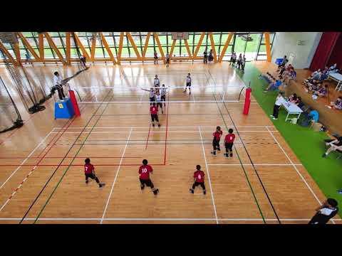 全國城市盃排球錦標賽 北辰VS明湖