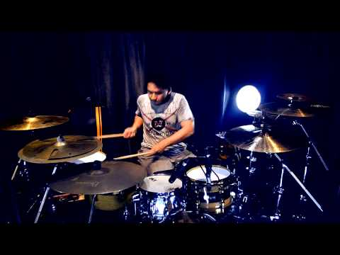 Agnez Mo Medley Drum Cover by Irfan Laoki
