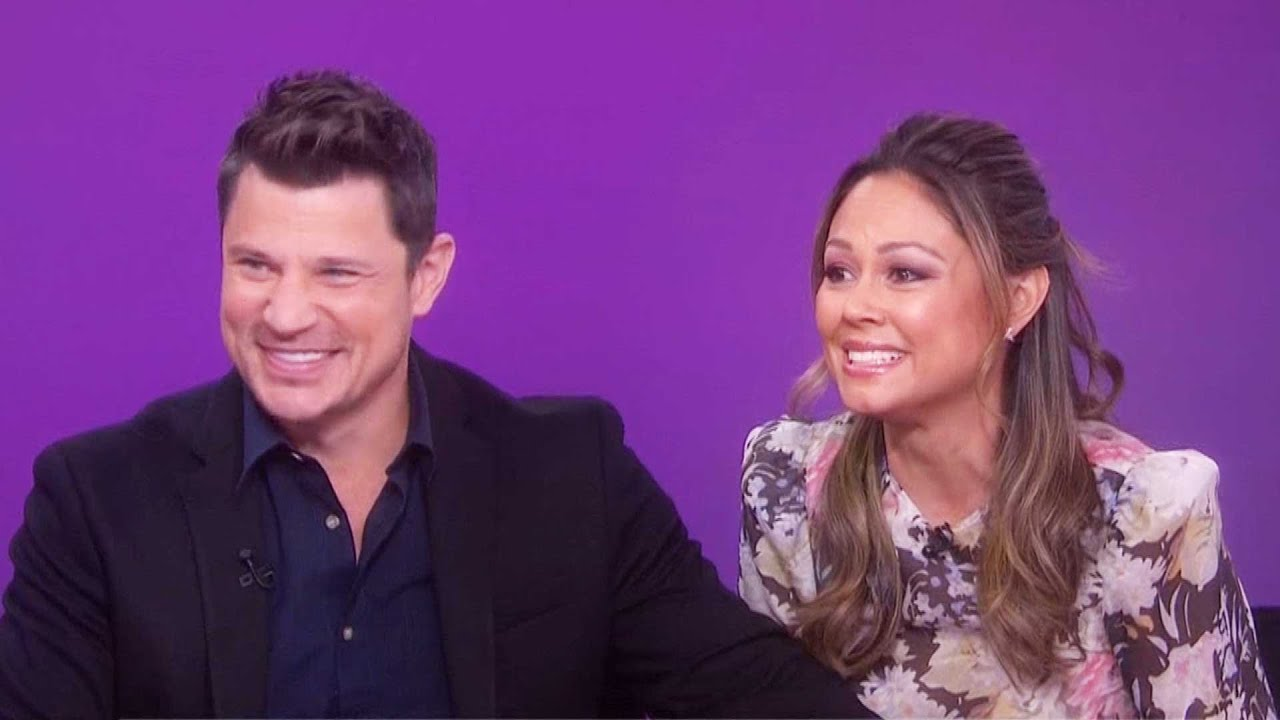 Download Vanessa Lachey REACTS to Awkward Jessica Simpson Interview Moment