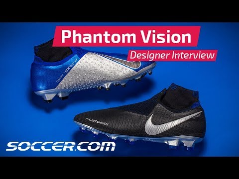 81b576942 Nike Phantom Vision Designer Tech Talk - YouTube
