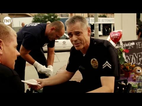 Post Riot - Episode Clips | Southland | TNT