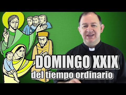 Domingo XXIX del tiempo ordinario - Ciclo C - Tenemos que rezar con insistencia