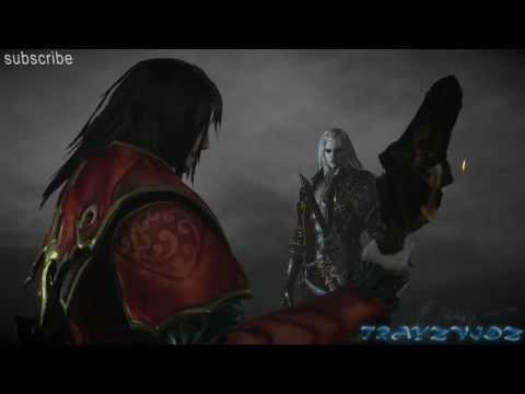 Castlevania Lords Of Shadows 2 - Trevor Belmont Scene (Dracula's Son - Alucard)