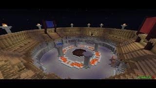 майнкрафт карта пвп арена классная #5