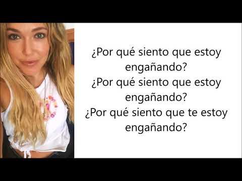 Rachel Platten - Fooling You Letra en español