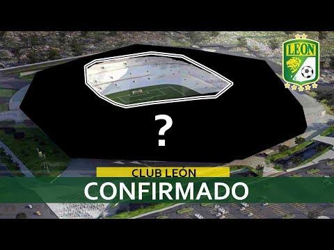 El Nuevo estadio del Club León