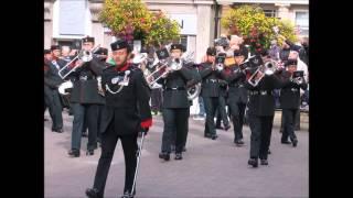 The Band of the Brigade of Gurkhas - Khukuri Dance