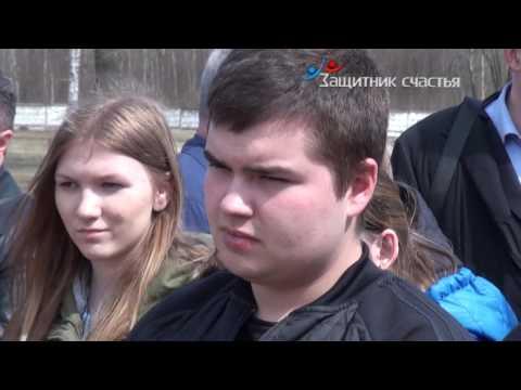 Защитник счастья ТВ – экскурсия в войсковую часть ВДВ в Наро-Фоминске (26.04.2017)