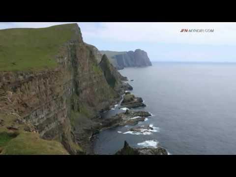 A trip to Suðuroy in Faroe Island