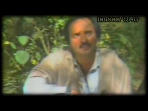 Masood Malik (PTV) -Hum Tum hon gey badal ho ga raqs main sara jungle ho ga