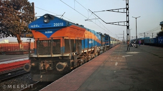🎧EMD LOVERS!! Here we go! Compilation of 12345 Saraighat Express!!
