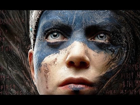 Hellblade:Senua's Sacrifice Full Playthrough (No Commentary)