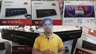 || Sony Stereo system || Single Din || NFC || Bluetooth || Unboxing || Review ||