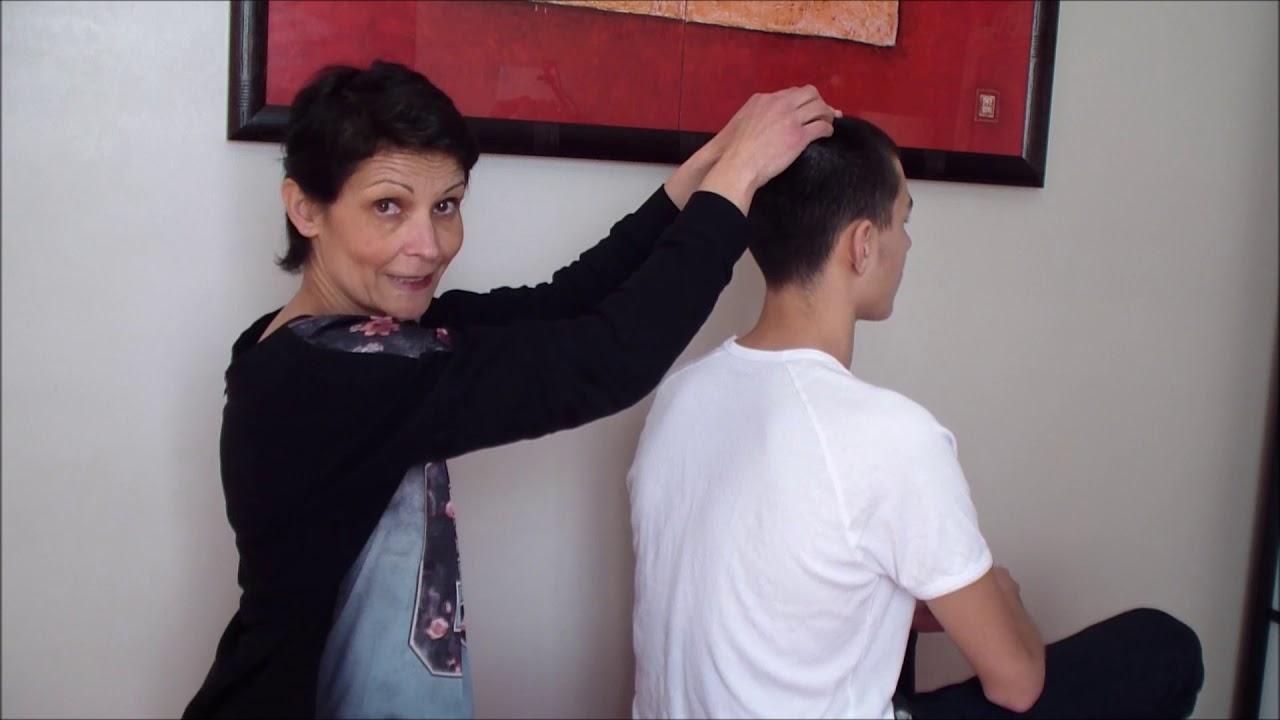 Ateliers massage en famille - Partie 2