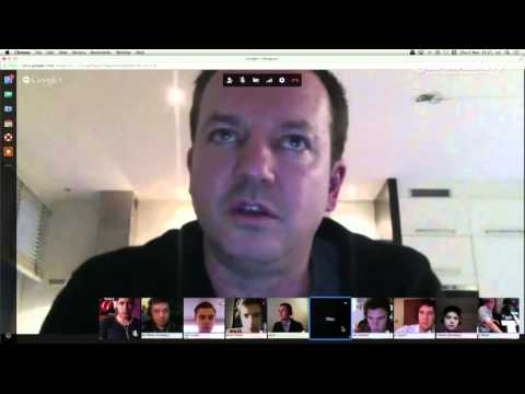 Hangout Max Graham Academy Of Electronic Music