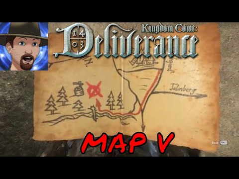 STEALTH TAKEDOWNS and TREASURE MAP V- The Good Thief series #2- Kingdom Come Deliverance