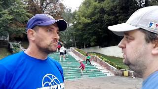 Тренер дитячих команд БК «StarLife» (Чернівці) Геннадій Водовоз