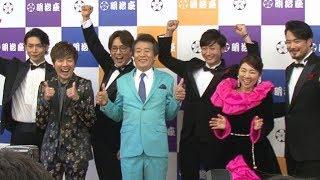 前川清の歌手生活50周年を記念する公演が東京・明治座で開幕し、出演者...
