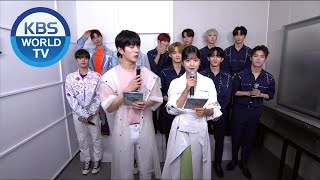 interview with AB6IX & VERIVERY [Music Bank / 2020.07.03]