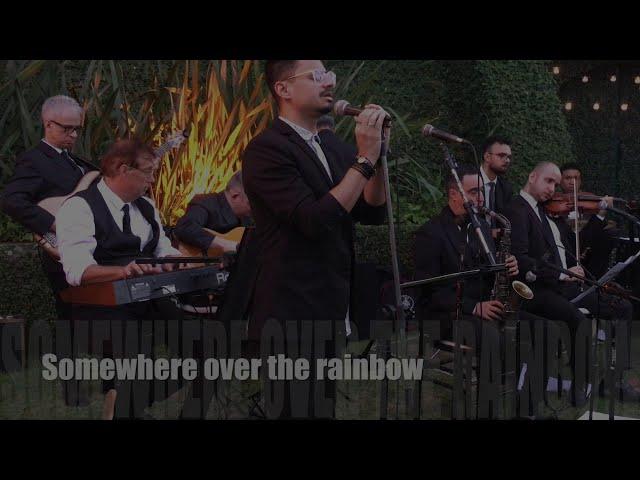 Somewhere over the rainbow - BANDA FÊNIX