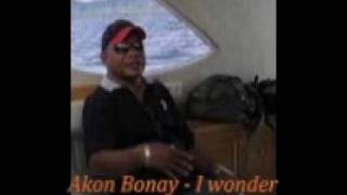 akon bonay i wonder wmv