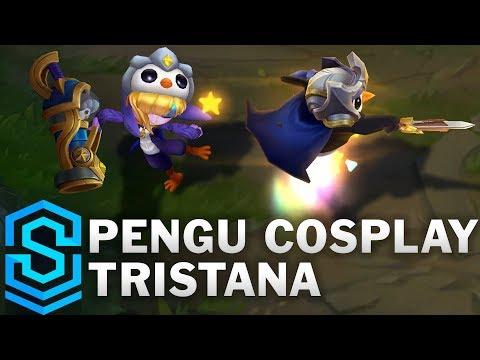 Pengu Cosplay Tristana Skin Spotlight - Pre-Release - League Of Legends