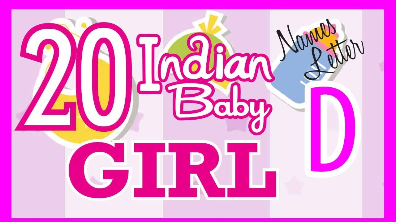 20 Indian Baby Girl Name Start With D Hindu Baby Girl Names Indian