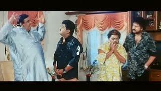 Doddanna distrubs Ravichandran and Jaggesh First Night   Kannada Comedy Scenes   Shemaroo Kannada