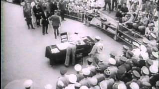 Japanese Sign Final Surrender (1945)