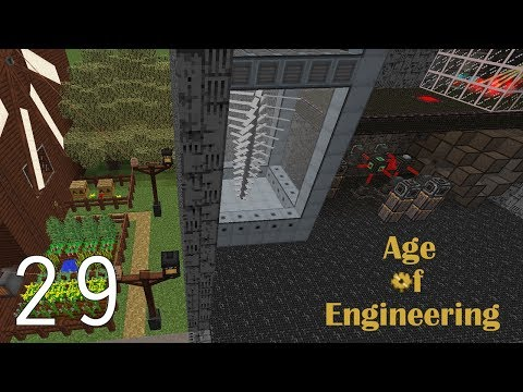 Age of Engineering - Modded Minecraft - E29 (Minecraft Videos) thumbnail