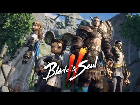 NC Media Day 2018: NCSoft announces three new Blade & Soul