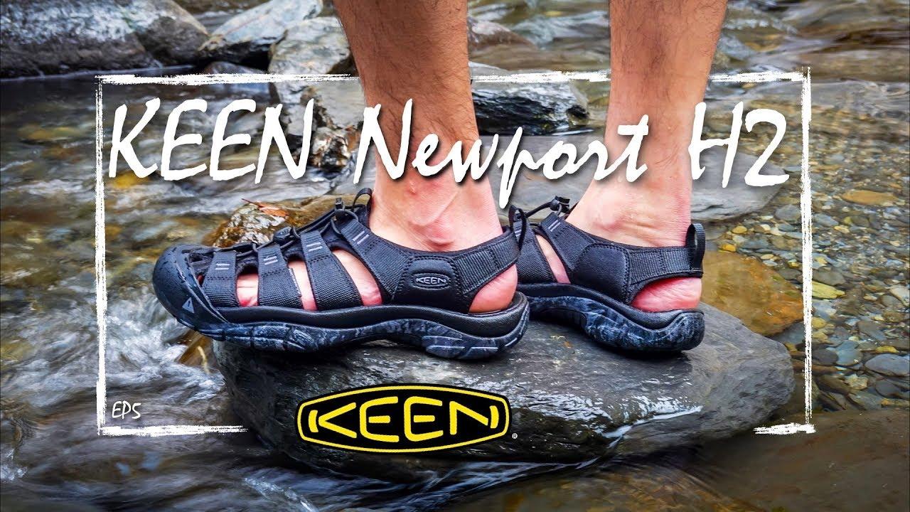 【登山裝備推薦】KEEN Newport H2 全球第一雙「護趾」涼鞋 /EP5 Vlog#39 - YouTube