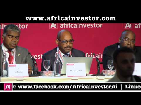 Archer Mangueira, President, Capital Markets Commission of Angola, Institutional Investment Summit