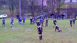 rugby a xiii  extrait 2  du 18  02  09