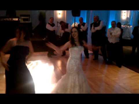 Rachel and Jamie spoto first dance