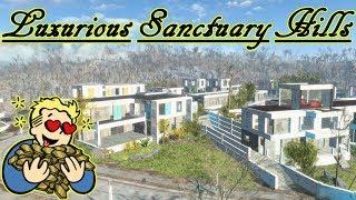 pre war sanctuary mod