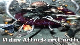 0 Day Attack on Earth - X360 XBLA Gameplay (XBOX 360 720P)