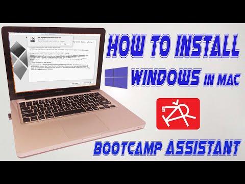 Cara Mudah Install Windows Di Mac Lewat Bootcamp   Dual Boot