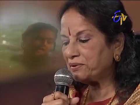 Swarabhishekam - స్వరాభిషేకం -Vani Jayaram Performance- 22nd Dec 2013