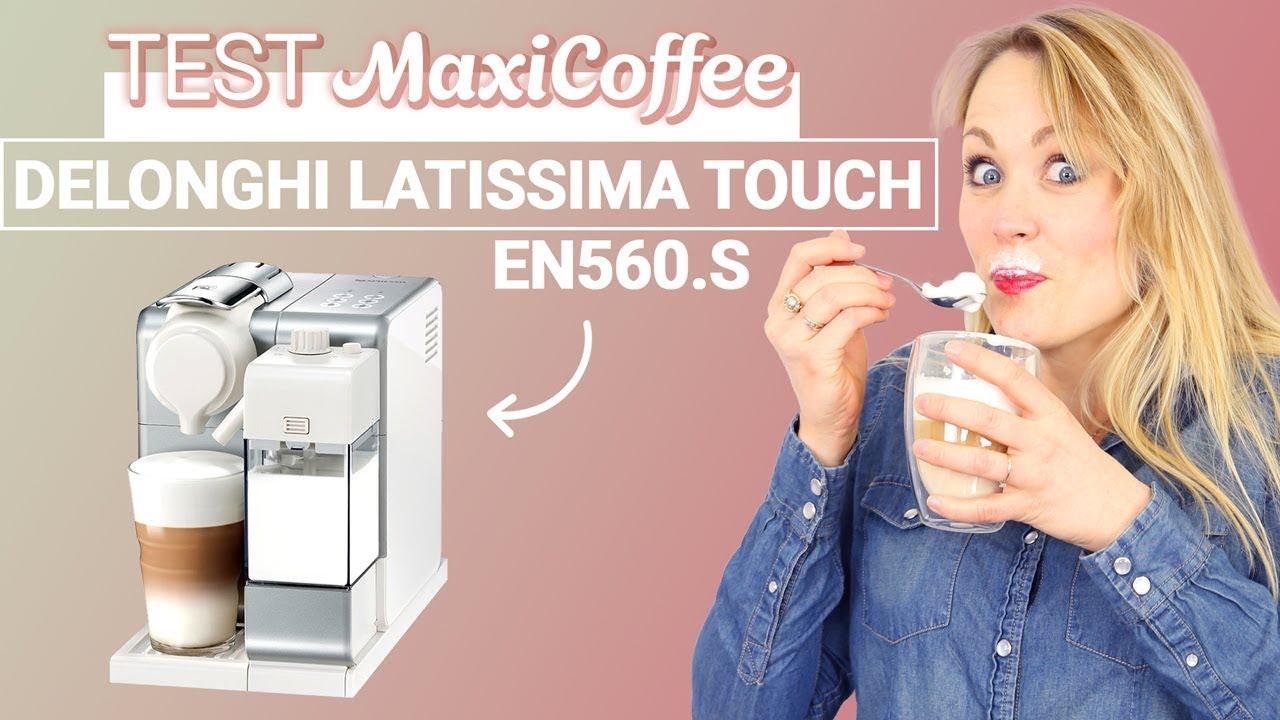 De/'Longhi Lattissima Touch-EN560.S Lattisima Touch Nespresso Coffee Machine Pla
