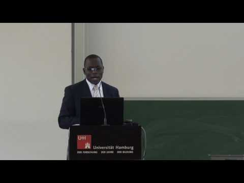 Orality Workshop 2016 - Professor Peter Wasamba Hamburg