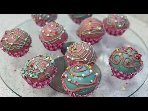 recette-des-bombes-💣-en-chocolat-🍫-super-rapide-et-facile-!!!